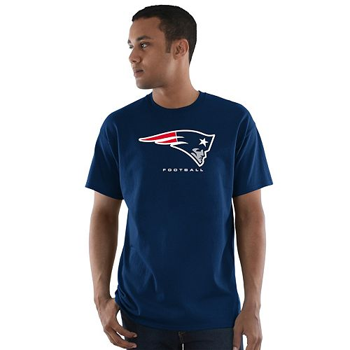 Men's Majestic New England Patriots Critical Victory Tee