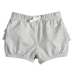 Baby Girl Jumping Beans® Ruffle Bubble Shorts