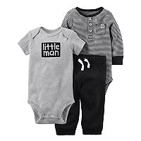 Baby Boy Carter's Bodysuits & Pants Set