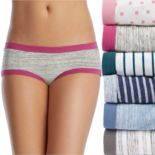 Women's St. Eve 6-Pack Hipster 516422P6