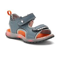 Carter's Funny Toddler Boys' Light Up Sandals