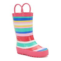 Carter's Viona Toddler Girls' Waterproof Rain Boots