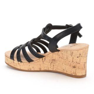 SO® Ringmaster Girls' Wedge Sandals