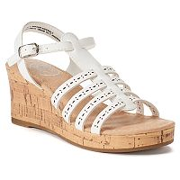 SO® Ringmaster Girls' Wedge Sandals