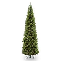 National Tree Company 12-ft. Kingswood Fir Pencil Artificial Christmas Tree