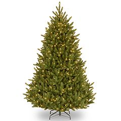 National Tree Company 6.5-ft. Pre-Lit Fraser Fir Artificial Christmas Tree