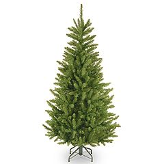 National Tree Company 4.5-ft. Fraser Fir Slim Artificial Christmas Tree