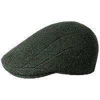 Men's Kangol 507 Wool-Blend Curved Peak Flat Ivy Cap