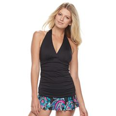 Women's Apt. 9® Printed Swimdress