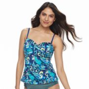 Women's Apt. 9® Twist Bandeaukini Top