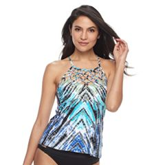 Women's Apt. 9® High Neck Tankini Top