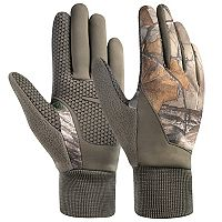 Boys 4-20 Hot Shot Realtree Stretch Fleece Gloves