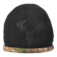 Boys Hot Shot Realtree Debossed Beanie