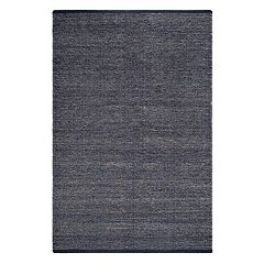 Fab Habitat Waterloo Solid Recycled Cotton Rug