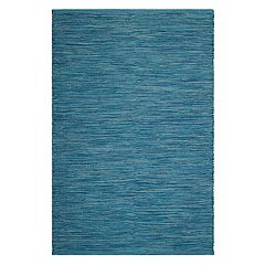 Fab Habitat Cancun Striped PET Indoor Outdoor Rug