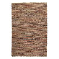 Fab Habitat Heartland Canyonlands Striped Jute Rug