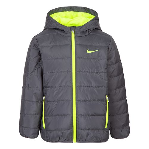 Boys 4-7 Nike Quilted Lightweight Jacket