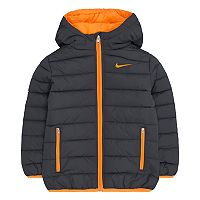 Boys 4-7 Nike Quilted Heavyweight Jacket