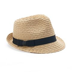 Women's SONOMA Goods for Life™ Scallop Braid Fedora
