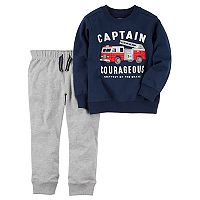 Toddler Boy Carter's 2 pc
