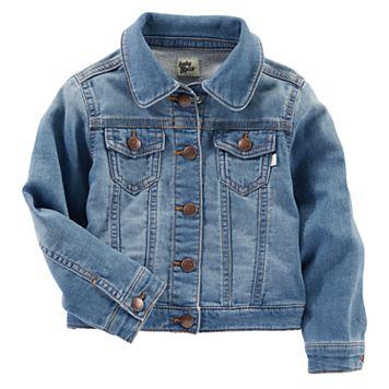 Toddler Girl OshKosh B'gosh® Denim Jean Jacket