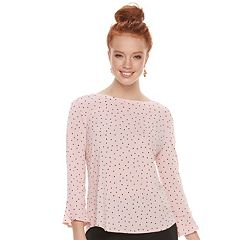 Women's ELLE™ Crepe Top