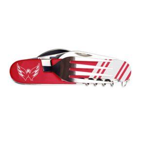 Detroit Red Wings 6-Piece Utensil Multi Tool