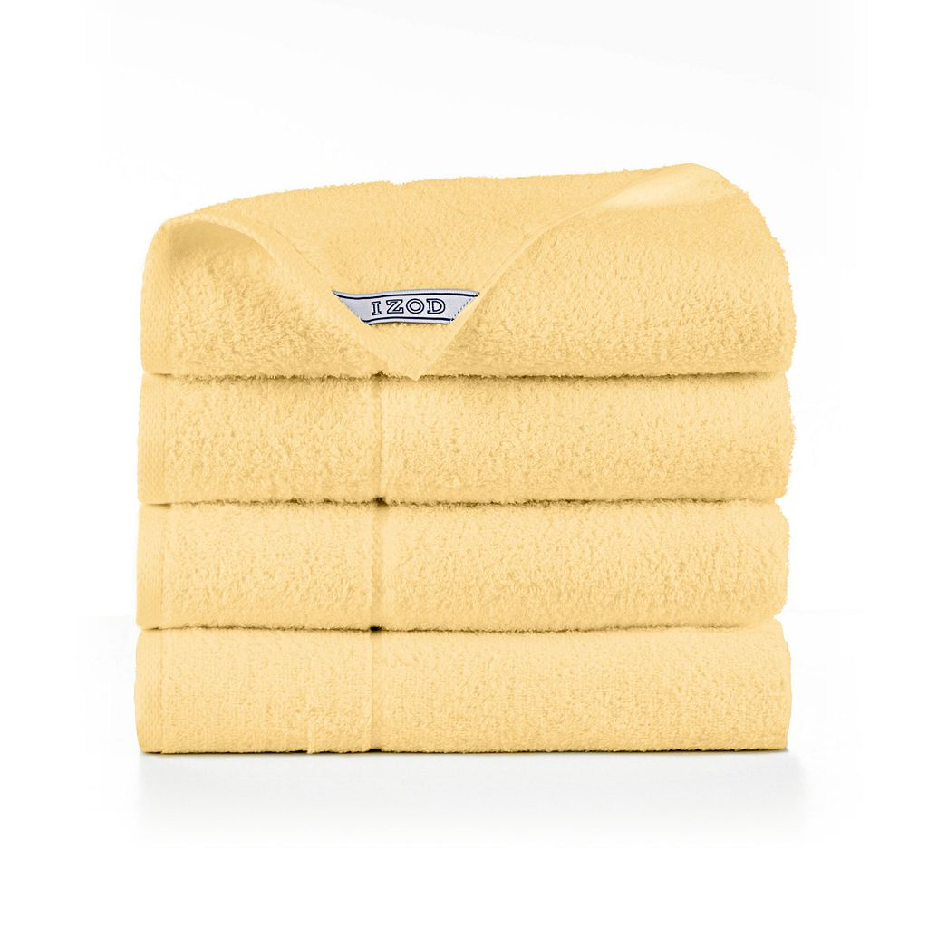 IZOD 4-pack Performance Bath Towel