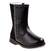 Josmo Girls' Studded Tall Boots