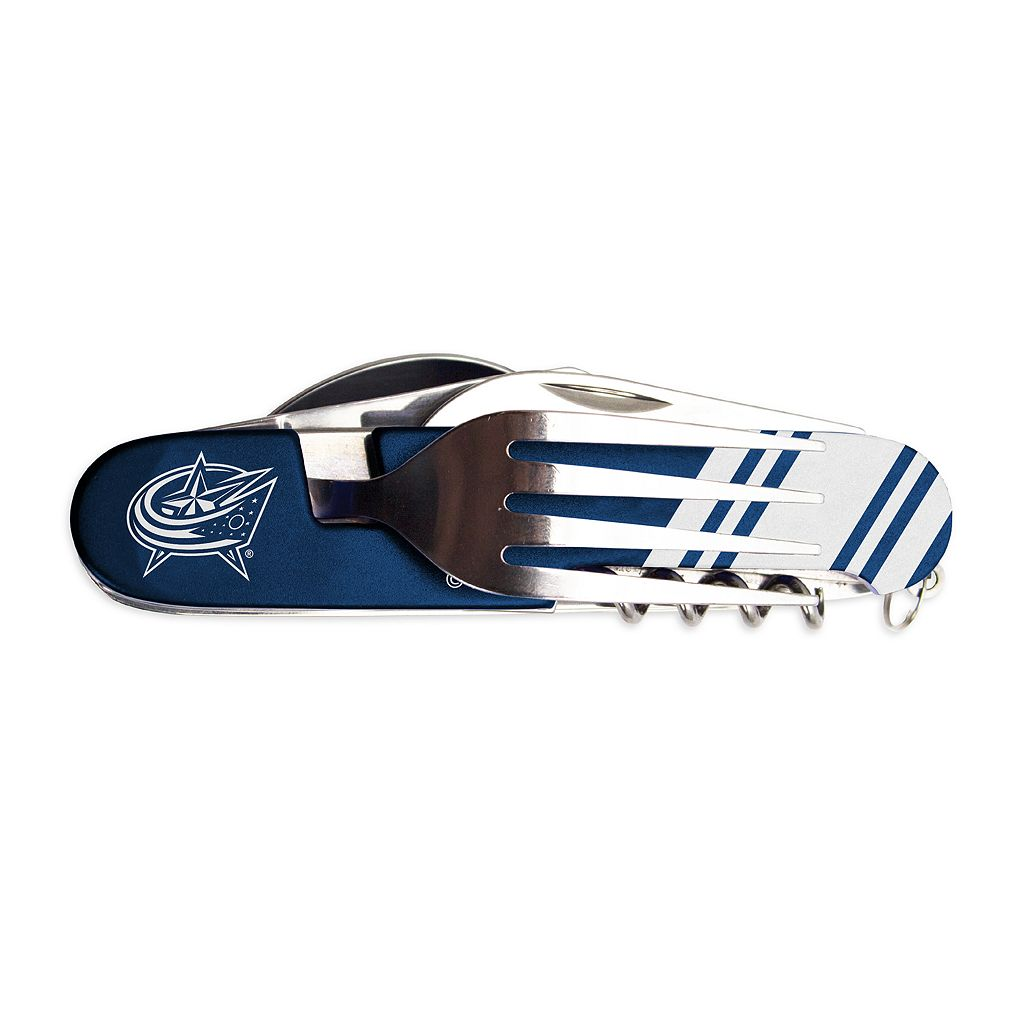 Vancouver Canucks 6-Piece Utensil Multi Tool