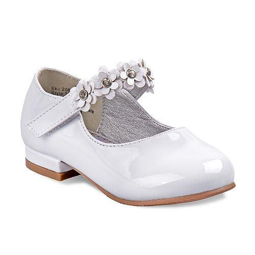 Josmo Toddler Girls' Mary Jane Shoes