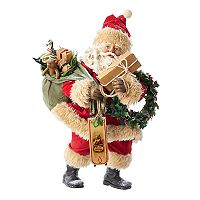 Kurt Adler Vintage Santa Christmas Table Decor