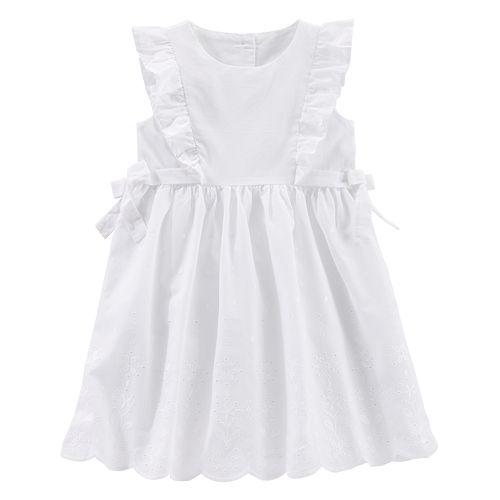 Toddler Girl OshKosh B'gosh Embroidered Dress