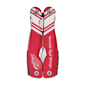Detroit Red Wings 10-Piece Utility Multi Tool