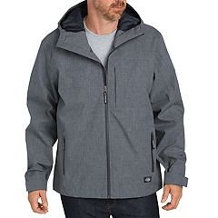 Men's Dickies Waterproof Breathable Reflective Print Jacket