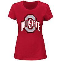 Plus Size Ohio State Buckeyes Logo Tee