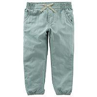 Toddler Girl OshKosh B'gosh® Olive Pants