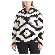 Plus Size Chaps Long Sleeve Sweater
