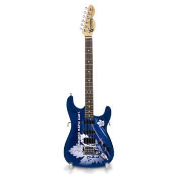 Toronto Maple Leafs Collector Series Mini Replica Electric Guitar