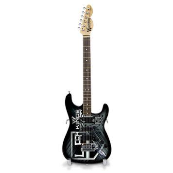 Los Angeles Kings Collector Series Mini Replica Electric Guitar