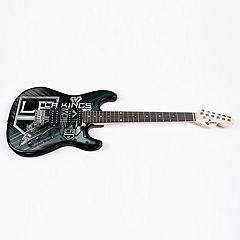 Los Angeles Kings Collector Series Mini Replica Electric Guitar
