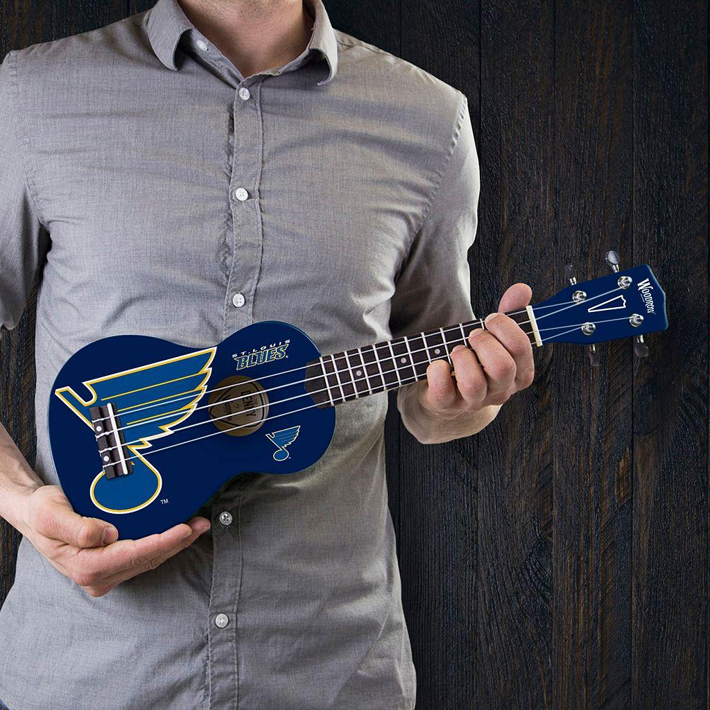St. Louis Blues Ukulele