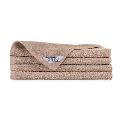 IZOD 4-pack Performance Hand Towel
