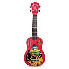 Chicago Blackhawks Ukulele