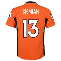 Boys 8-20 Denver Broncos Trevor Siemian Mid-Tier Jersey