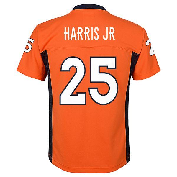 Boys 8-20 Denver Broncos Chris Harris Jr. Mid-Tier Jersey