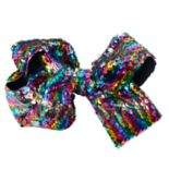 Girls 4-16 JoJo Siwa Rainbow Reversible Sequin Bow