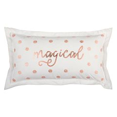 Rizzy Home 'Magical' I Oblong Throw Pillow