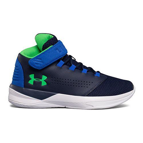 Under Armour Get B Zee Grade School Boys' Basketball Shoes