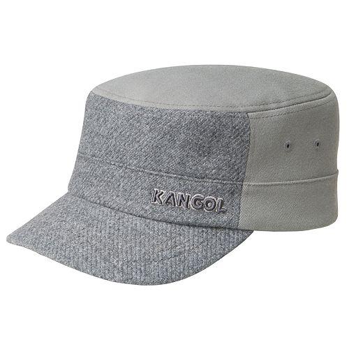 d647d8e5b06 Men s Kangol Flexfit Textured Wool-Blend Army Cap